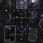 Screenshots of Card Thief