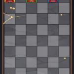 合成傭兵団の戦闘中画面